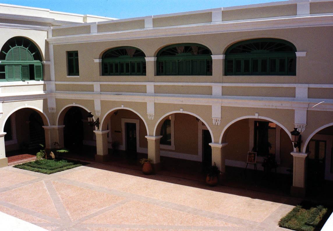 REST-Asilo Beneficencia   Registered Architect   Coleman