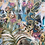 Thumbnail: trickling creek - stretched canvas print