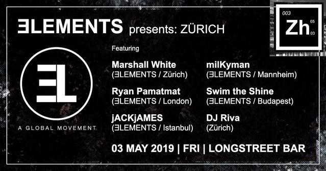 #003 / Zurich May 2019