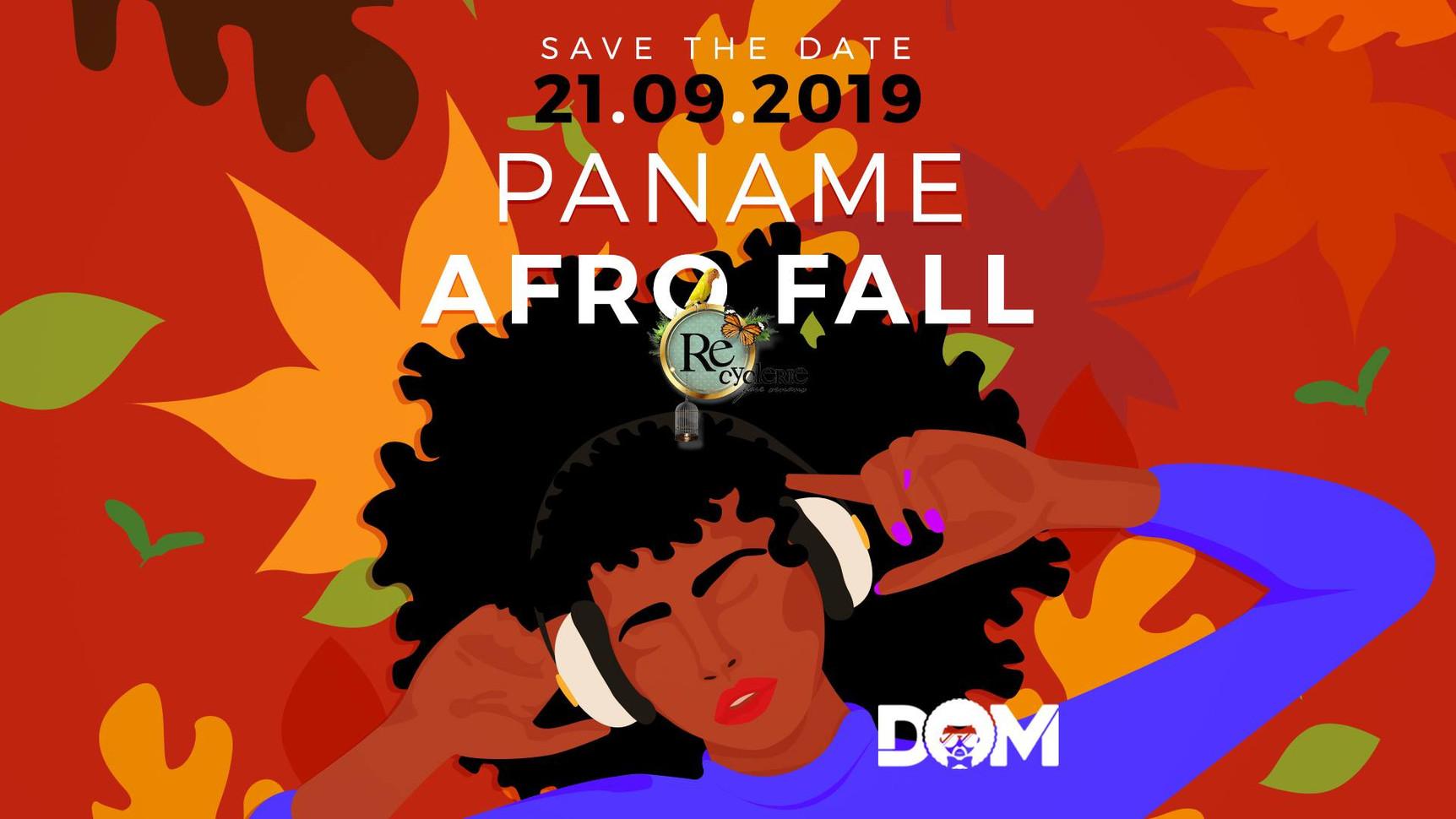 Paname Afro Fall / Paris Sept 2019