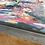 Thumbnail: Hummingbird & the bee - FRAMED canvas print