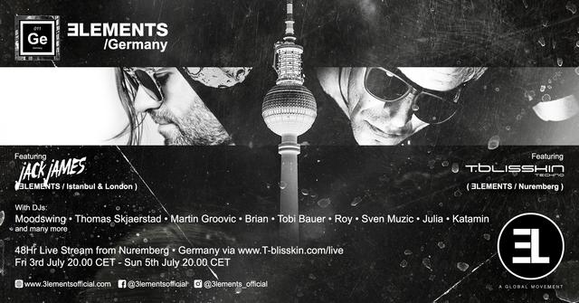#011 / Nuremberg 48H Live Stream July 2020