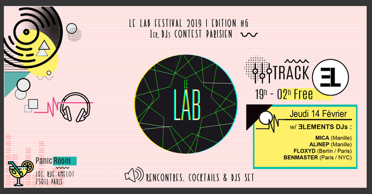 Le Lab Festival / Paris February 2019