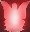 Lady Butterfly sillouette Red.png