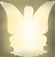 Lady Butterfly sillouette Gold.png