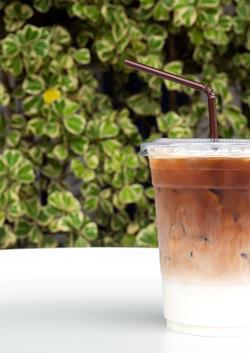 Café com Leite Gelado