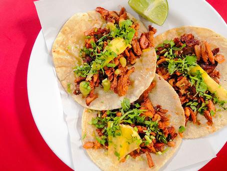 La gastronomía mexicana a través de Google