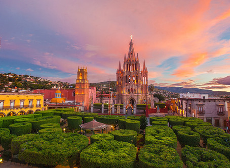 Cuidémonos y reactivemos San Miguel de Allende
