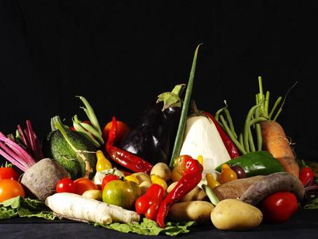 3 Beneficios de comer más vegetales