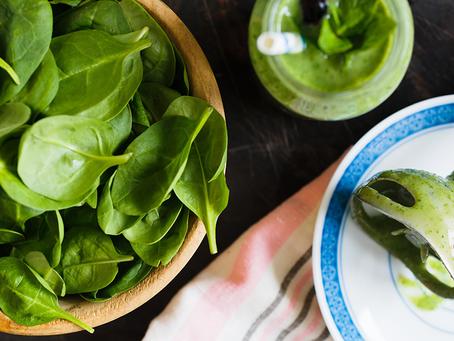 5 vegetales que deberías incluir en tu alimentación