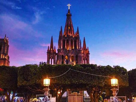 Déjate sorprender por San Miguel de Allende en septiembre