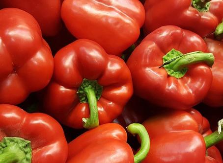 5 beneficios del pimiento rojo
