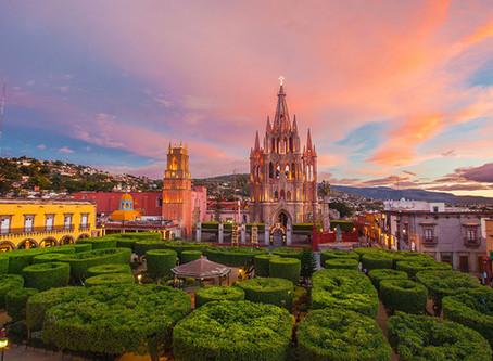 Celebra el día de la Familia en San Miguel de Allende