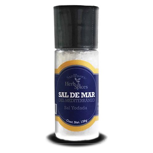 SAL MEDITERRANEO MOLINO - 6 DE 139G