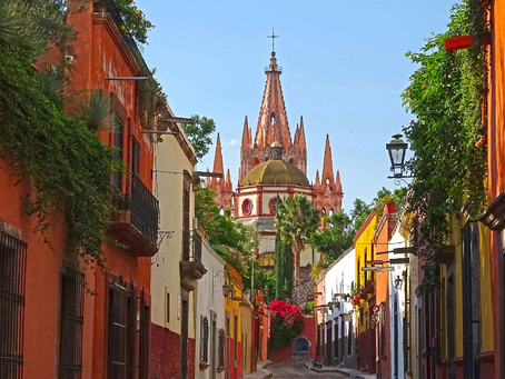 San Miguel de Allende, nuevamente nominada a la Mejor Ciudad del Mundo