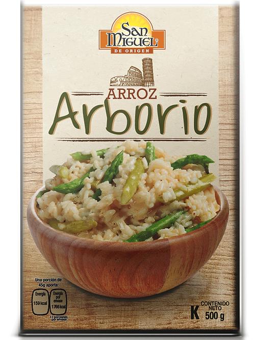ARROZ ARBORIO - 12 CAJAS DE 500 GR