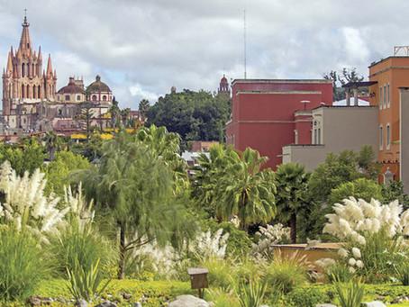 Reconocen a cuatro hoteles de San Miguel de Allende