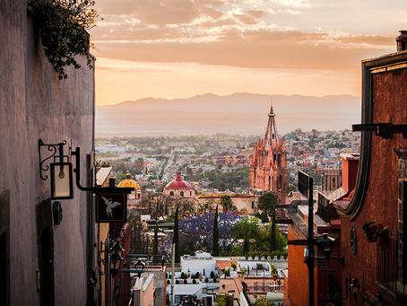 Disfruta del Festival del Mundo en San Miguel de Allende