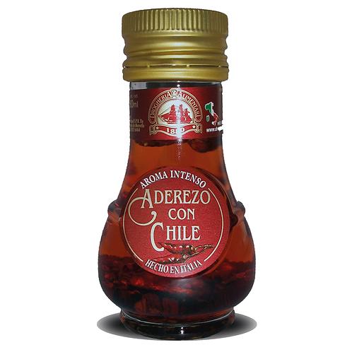 ADEREZO CON CHILE - 6 FRASCOS DE 80 ML
