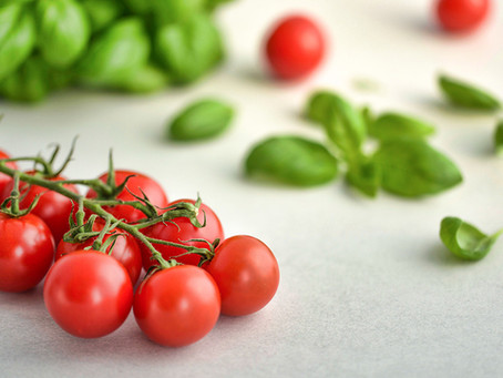 Beneficios de los vegetales según su color
