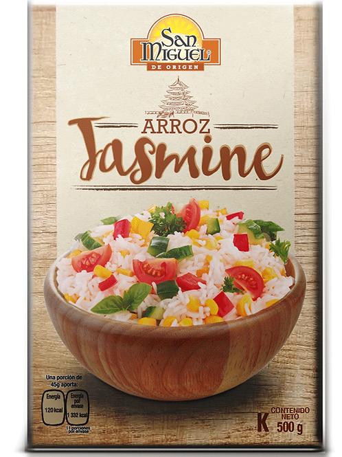 ARROZ JASMINE - 12 CAJAS DE 500 GR