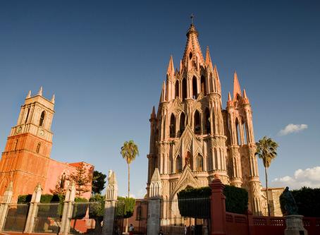 Reconocen a San Miguel de Allende en Tianguis Turístico