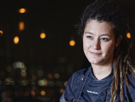 Carolina Bazán, la mejor chef femenina de América Latina