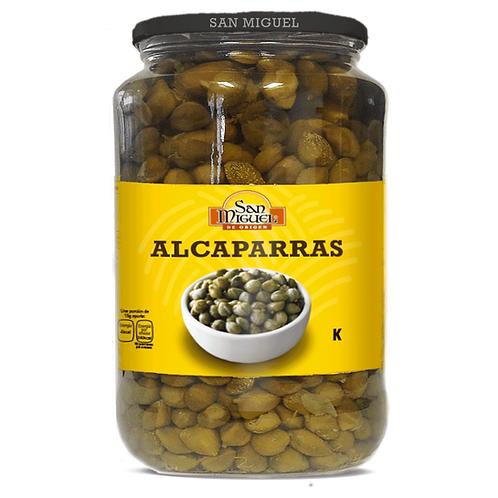 ALCAPARRAS - 6 FRASCOS DE 900 GR