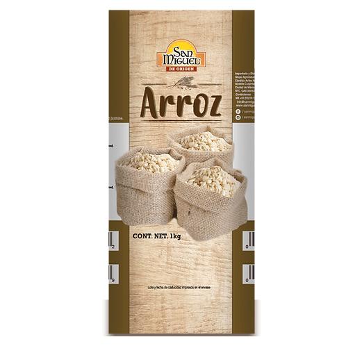 ARROZ ARBORIO BOBINA - 12/1 KG