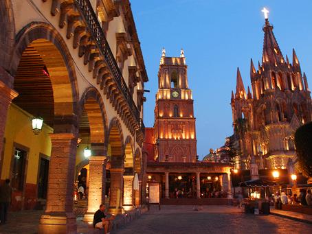 ¿Cuál es el origen de San Miguel de Allende?