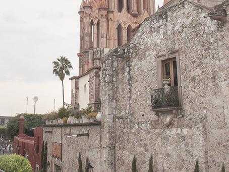 Reabren 90 hoteles de San Miguel de Allende