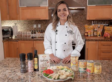 ¿Quién es la Chef Ingrid Ramos?