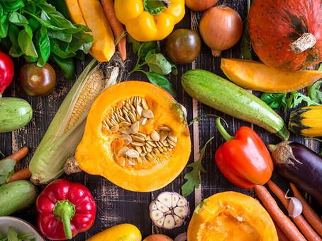 5 Beneficios de comer vegetales