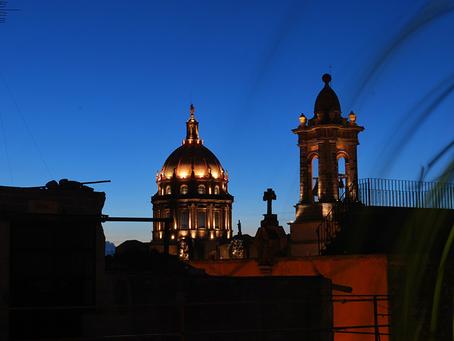 Así será el  Grito de Independencia en San Miguel de Allende