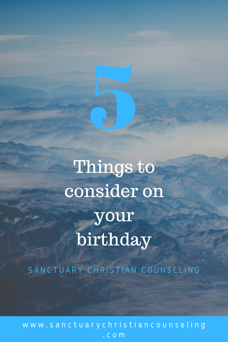 5 things to consider on your birthday mountains