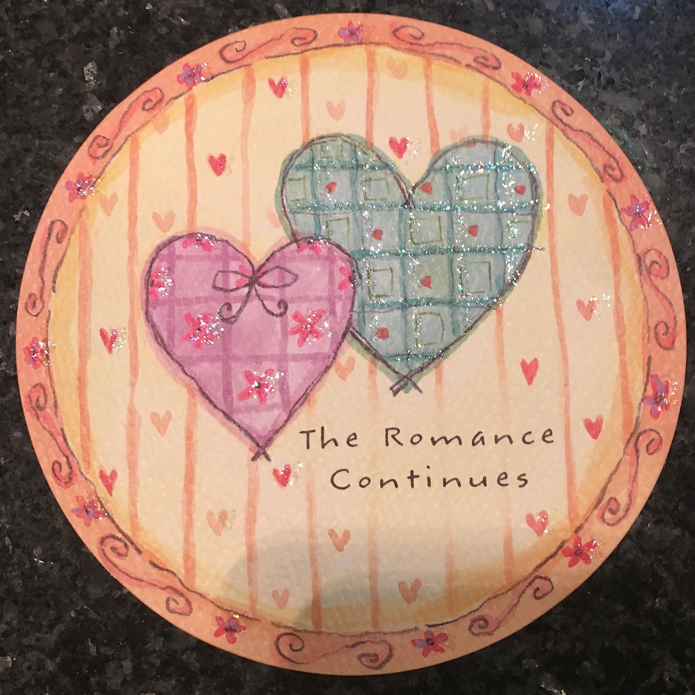 "Valentine ""the romance continues"" from Sanctuary Christian Counseling in Shippensburg PA"