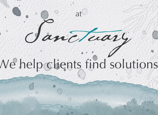 At Sanctuary, we help clients find solutions