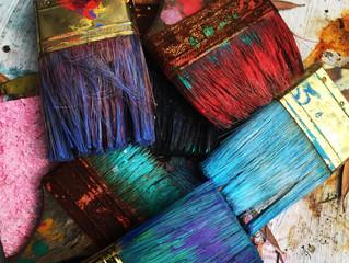 """Bye Bye, Stress- Finding Joy in Creative Expression"""