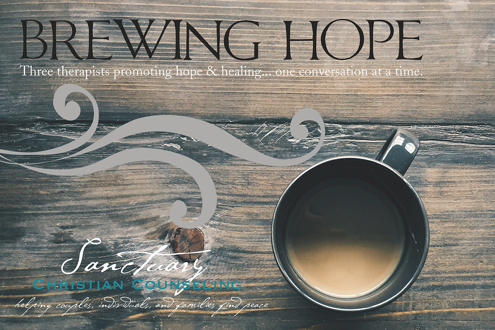 Brewing hope logo, Sanctuary Christian Counseling in Shippensburg PA