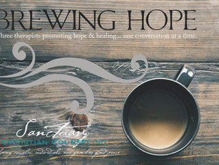 Brewing hope - let's talk about religion and therapy