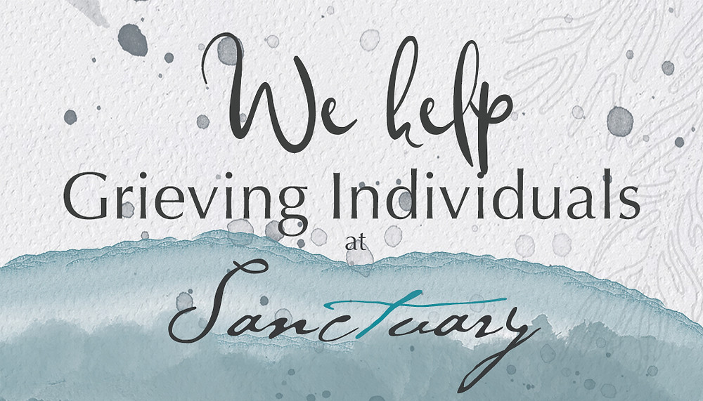 Sanctuary Christian Counseling we help grieving individuals Shippensburg PA