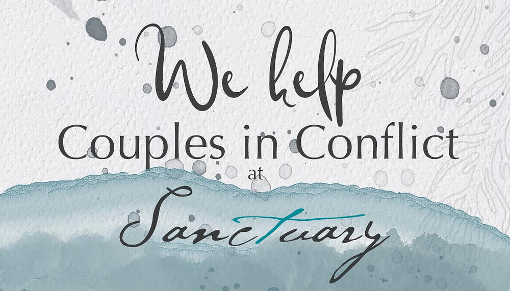 At Sanctuary Christian Counseling we help couples in conflict in Shippensburg PA