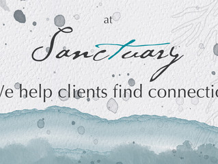 At Sanctuary, we help clients find connection