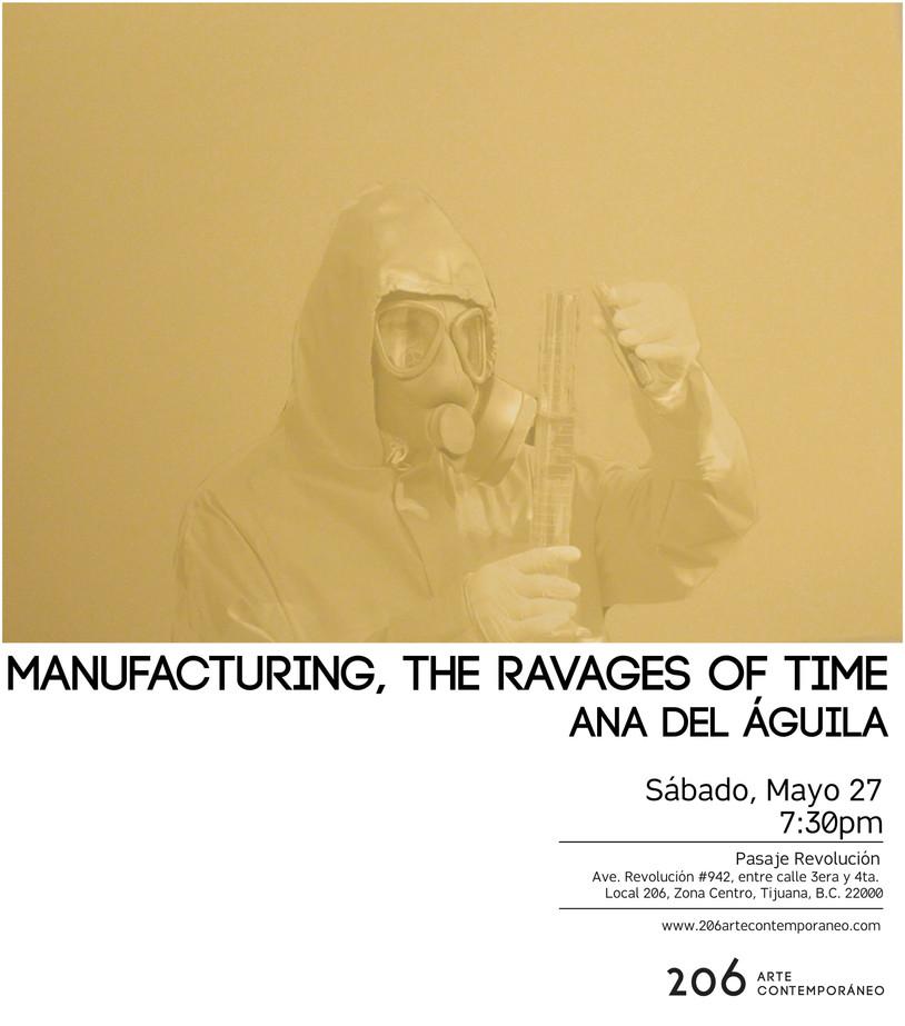 Próxima exposición en 206 Arte Contemporáneo | 27 Mayo a las 7:30pm