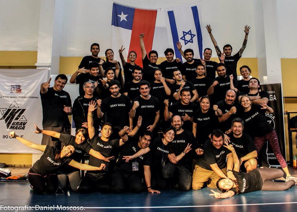 Seminario Moshe Katz en Chile