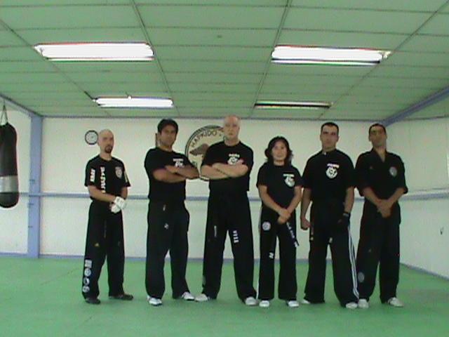 Curso de Instructores 2010