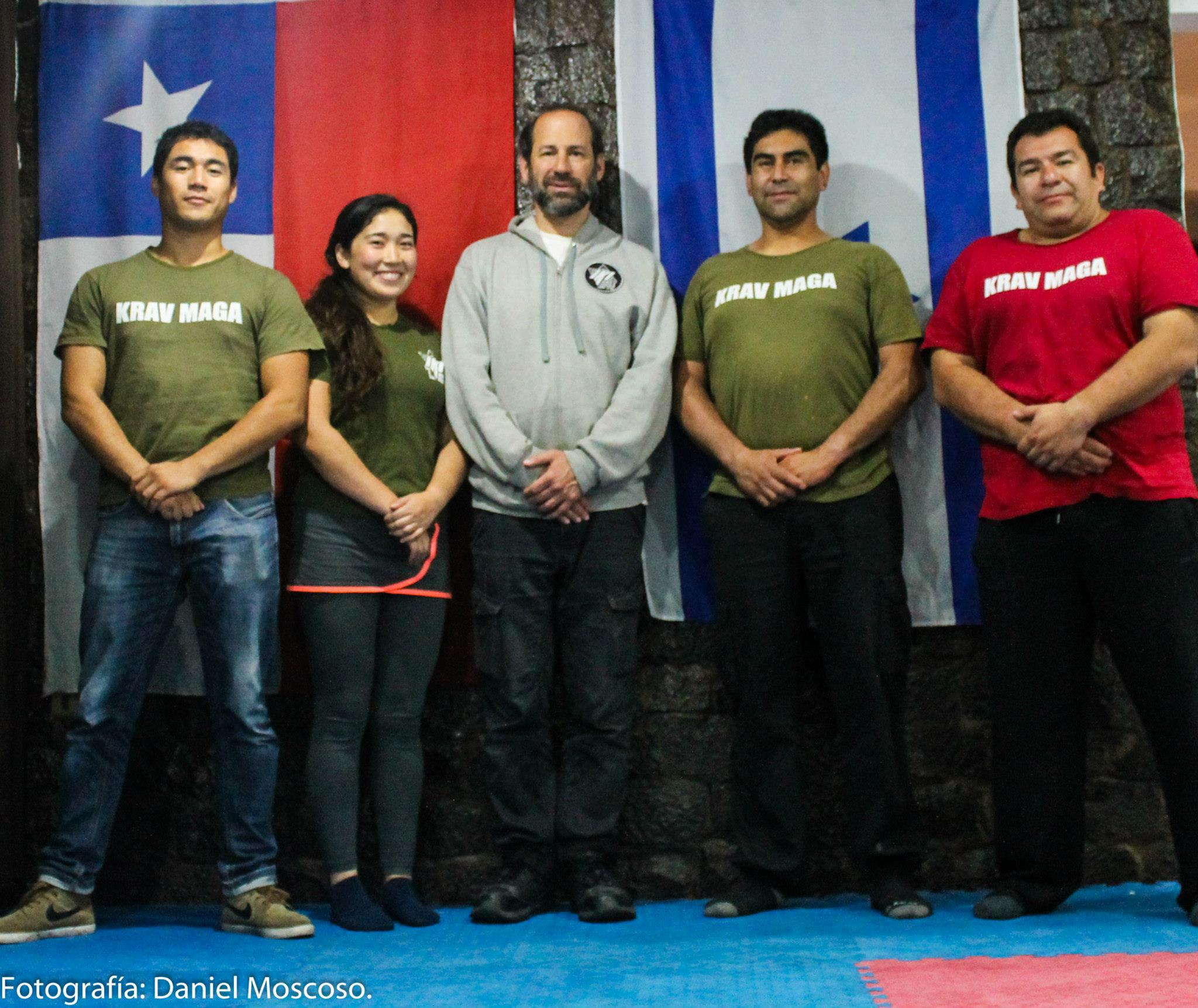 Instructores IKI y Head Instructor