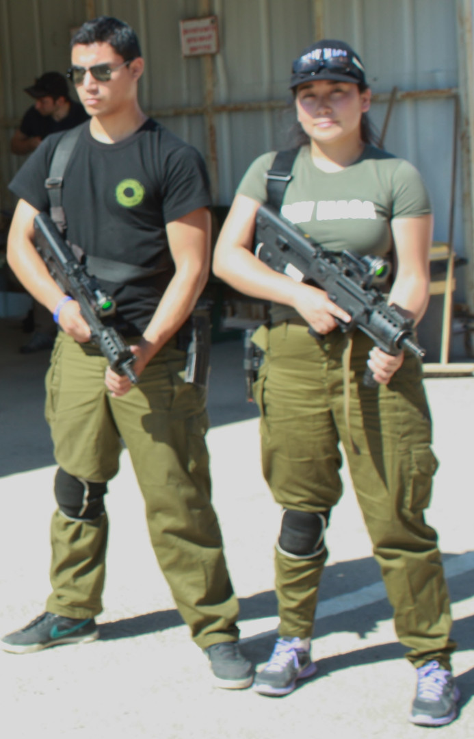Israel. calibre3 Curso Anti terror