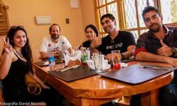 Almuerzo en Calama