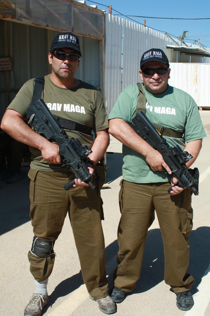 Israel Calibre3 Anti terror